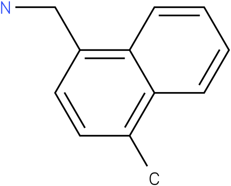 4-Methylnaphthalen-1-ylmethylamine
