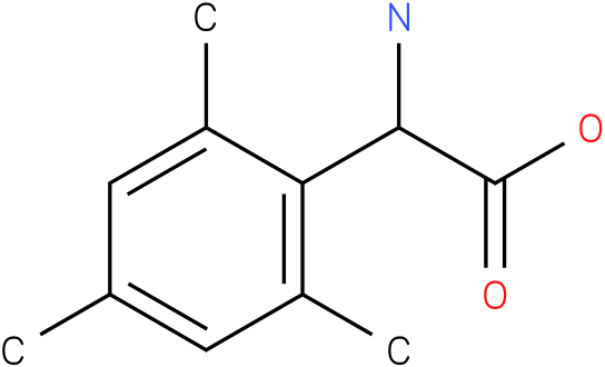 Amino-(2,4,6-trimethyl-phenyl)-acetic acid