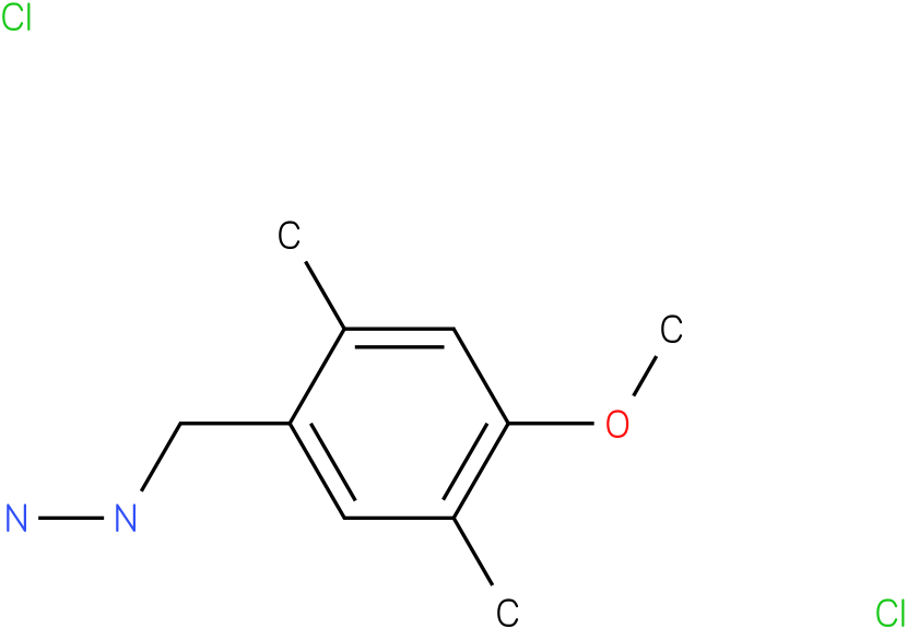 2,5-Dimethyl-4-methoxy-benzyl-hydrazine