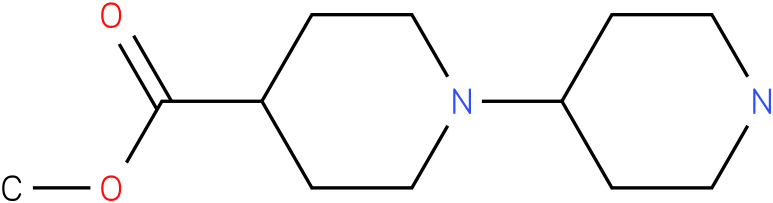 [1,4']bipiperidinyl-4-carboxylic acid methyl ester