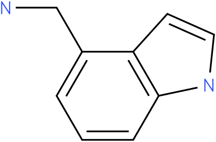 indole-4-methylamine
