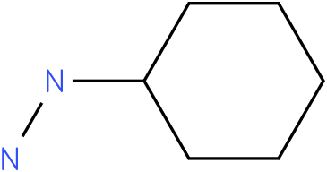 Cyclohexylhydrazine