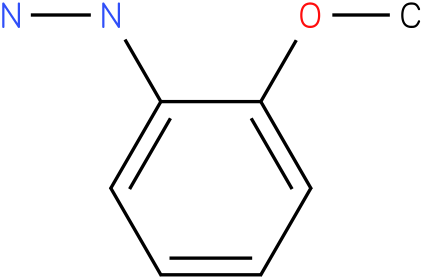 2-Methoxyphenylhydrazine
