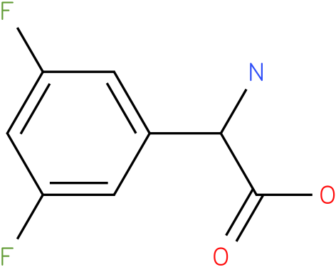 Amino-(3,5-difluoro-phenyl)-acetic acid
