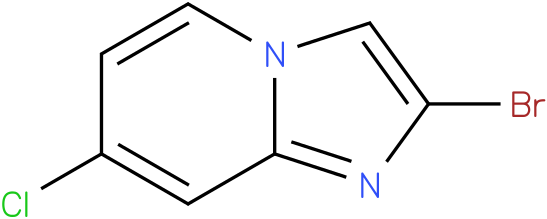 2-bromo-7-chloroH-imidazo[1,2-a]pyridine