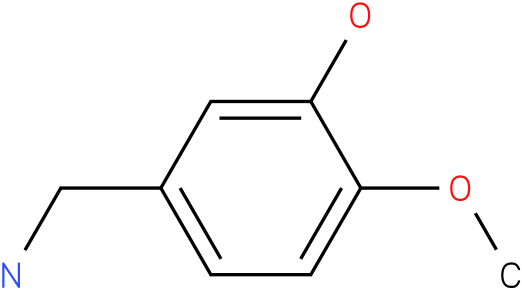 3-Hydroxy-4-methoxybenzylamine