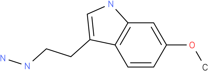 (6-Methoxy-indol-3-ylethyl)-hydrazine