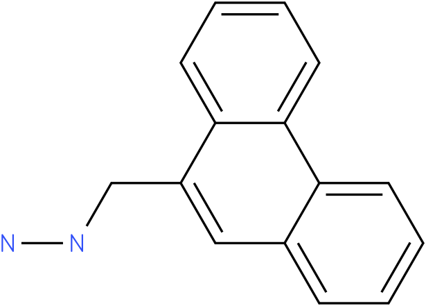 Phenanthren-9-ylmethyl-hydrazine