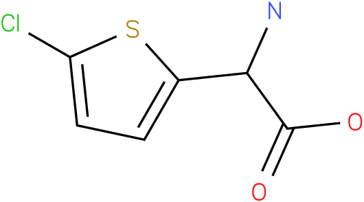 Amino-(5-chloro-thiophen-2-yl)-acetic acid