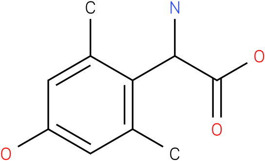 Amino-(4-hydroxy-2,6-dimethyl-phenyl)-acetic acid