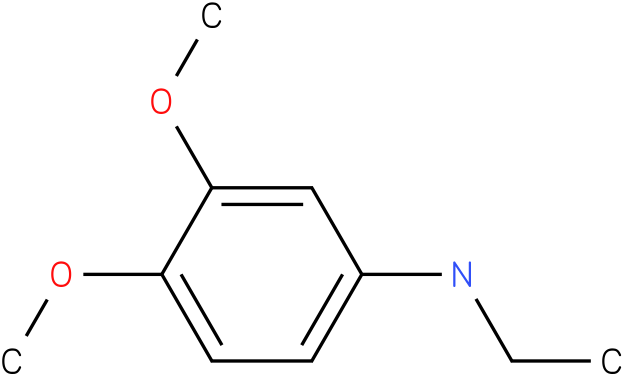 Ethyl-(3,4-dimethoxy-phenyl)-amine
