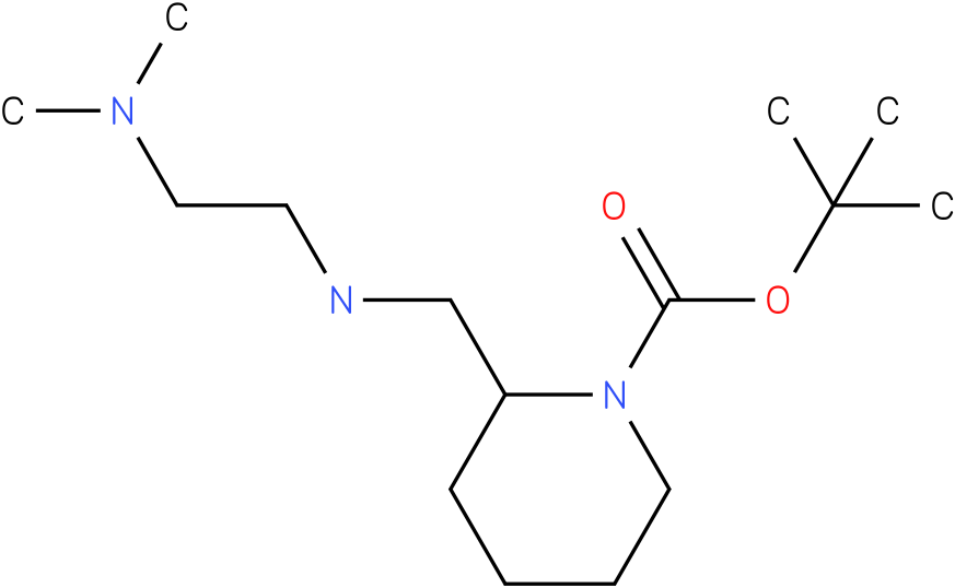 1-Boc-2-[(2-Dimethylamino-ethylamino)-methyl]-piperidine