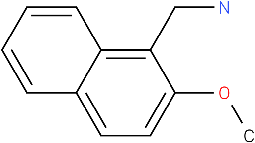 2-Methoxynaphthalen-1-ylmethylamine