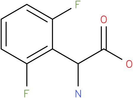 Amino-(2,6-difluoro-phenyl)-acetic acid