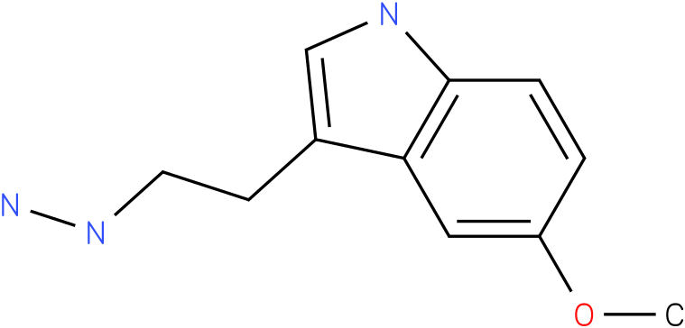 (5-Methoxy-indol-3-ylethyl)-hydrazine