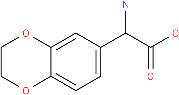 Amino-(2,3-dihydro-benzo[1,4]dioxin-6-yl)-acetic acid