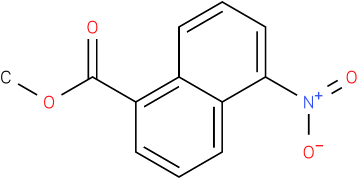 5-Nitro-naphthalene-1-carboxylic acid methyl ester