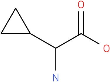 Amino-cyclopropyl-acetic acid