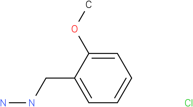 2-methoxy-benzyl-hydrazine