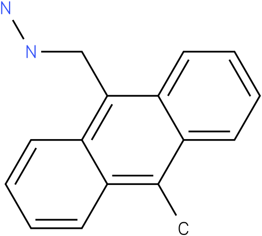 (10-Methyl-anthracen-9-ylmethyl)-hydrazine