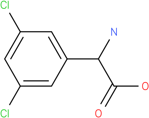 Amino-(3,5-dichloro-phenyl)-acetic acid
