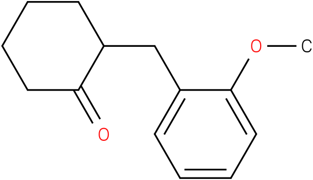 2-(2-methoxybenzyl)cyclohexanone