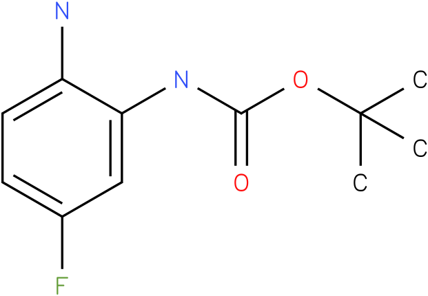 (2-Amino-5-fluoro-phenyl)-carbamic acid tert-butyl ester