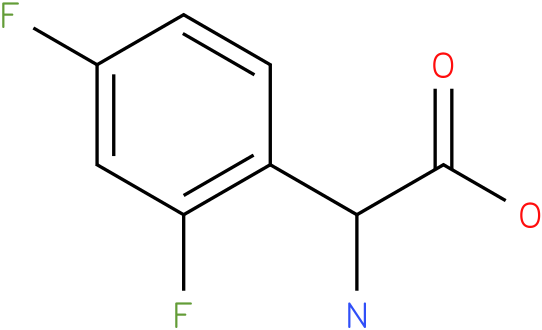 Amino-(2,4-difluoro-phenyl)-acetic acid