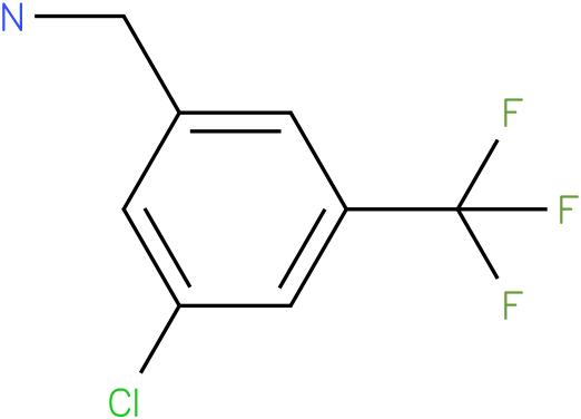 3-Chloro-5-trifluoromethyl-benzylamine