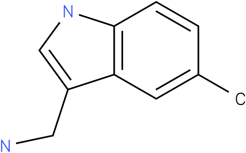 (5-Methyl-indol-3-yl)methylamine