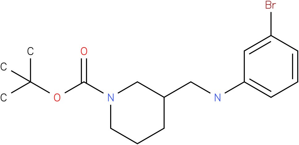 1-Boc-3-[(3-Bromo-phenylamino)-methyl]-piperidine