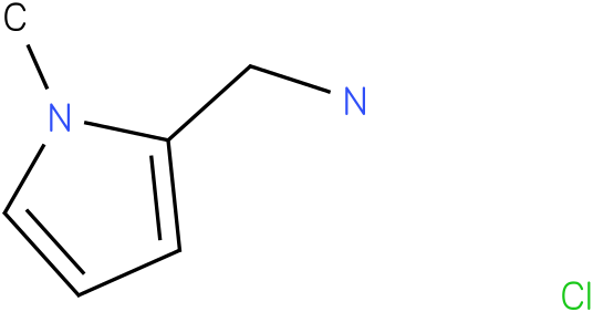 (1-Methyl-1H-pyrrol-2-yl)methylamine