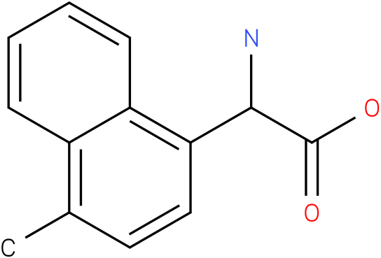 Amino-(4-methyl-naphthalen-1-yl)-acetic acid