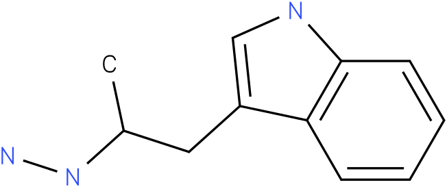[2-(1H-Indol-3-yl)-1-methyl-ethyl]-hydrazine
