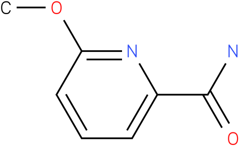 2-Pyridinecarboxamide,6-methoxy-