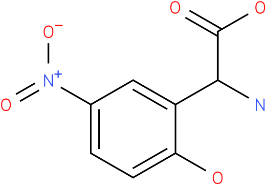 Amino-(2-hydroxy-5-nitro-phenyl)-acetic acid