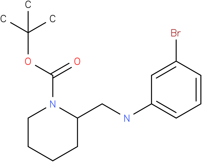 1-Boc-2-[(3-Bromo-phenylamino)-methyl]-piperidine