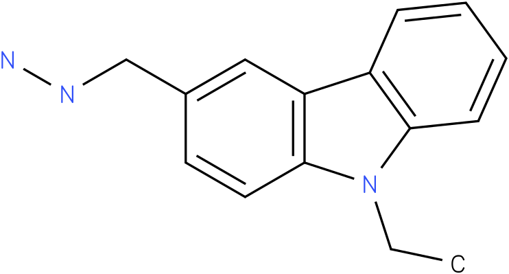 (9-Ethyl-9H-carbazol-3-ylmethyl)-hydrazine