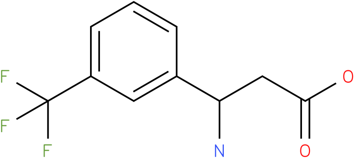 3-Amino-3-(3-trifluoromethyl-phenyl)-propionic acid