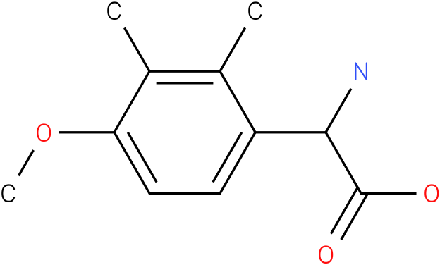 Amino-(2,3-dimethyl-4-methoxy-phenyl)-acetic acid