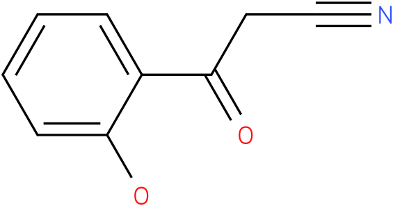 3-(2-Hydroxy-phenyl)-3-oxo-propionitrile