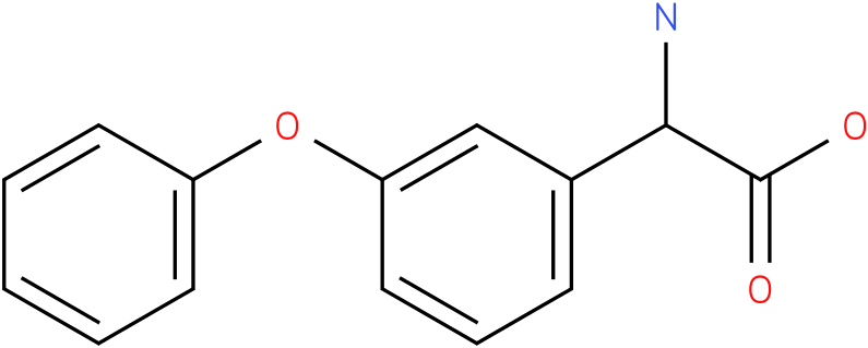 Amino-(3-phenoxy-phenyl)-acetic acid