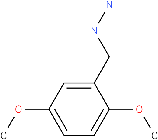 2,5-Dimethoxy-benzyl-hydrazine