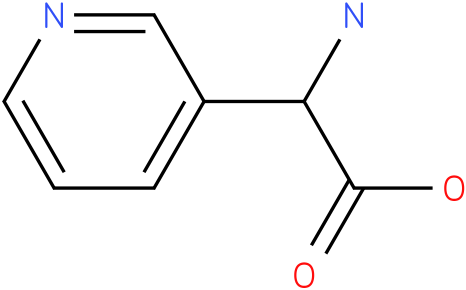 Amino-pyridin-3-yl-acetic acid