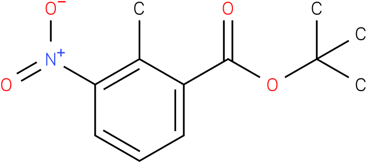 tert-butyl 2-methyl-3-nitrobenzoate