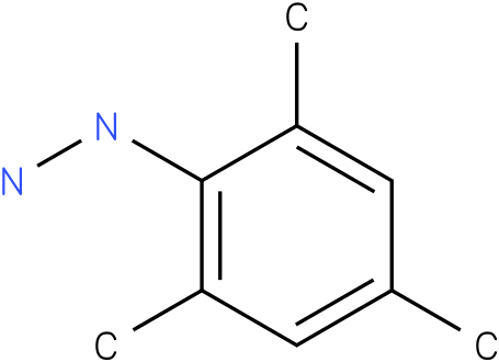 2,4,6-Trimethyl-phenyl-hydrazine