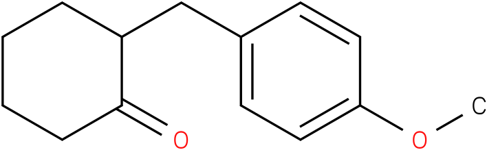 2-(4-methoxybenzyl)cyclohexanone