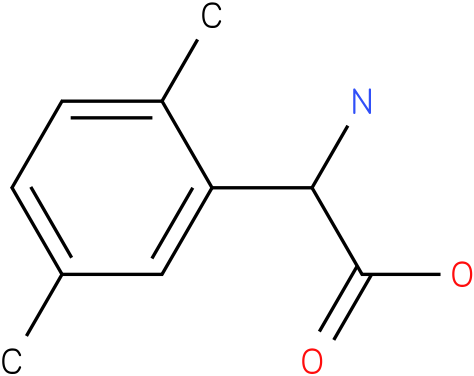 Amino-(2,5-dimethyl-phenyl)-acetic acid