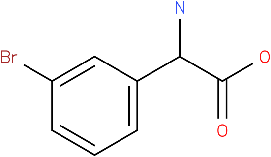Amino-(3-bromo-phenyl)-acetic acid