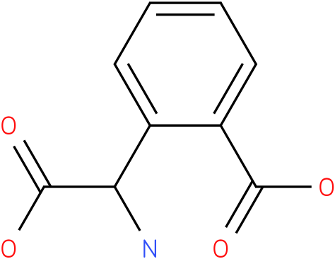 2-(Amino-carboxy-methyl)-benzoic acid